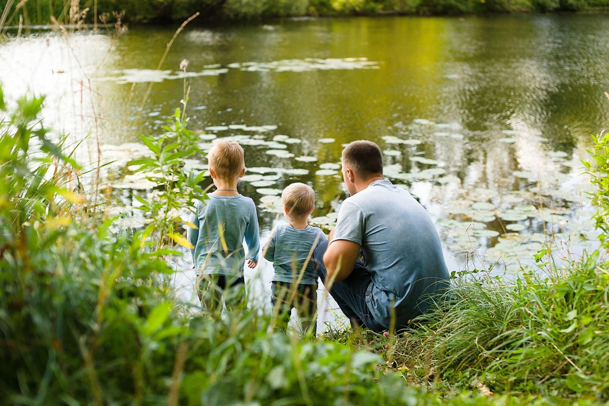 Семейные фотосессии в Ярославле
